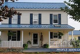 Ideal Roofing Americana Color Chart Ameri Cana Metalroof