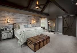 Comfy Farmhouse Bedroom Design Ideas 19