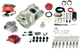 fast xfi aftermarket electronic fuel injection systems and components xfi sportsman complete multiport system distributor included but not shown above