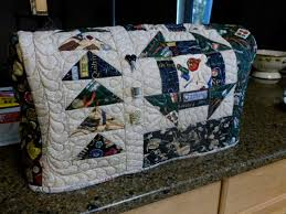 Quilted Sewing Machine Cover   From My Carolina Home & SewMachCoverFinished7 Adamdwight.com