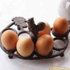 <b>Wrought iron egg</b> holder | <b>Eggs</b>, <b>Egg</b> holder, <b>Chicken eggs</b> - Pinterest