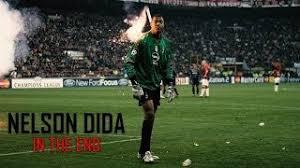 Dida spielte zuletzt bei интернасьонал (интер). Nelson Dida History In Milan In The End Youtube