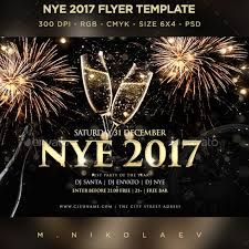 new year s template 28 new years party flyers and digital invites envato