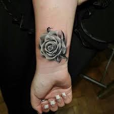 Tetování Růženec Na Nohu