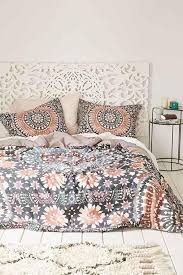 magical thinking moroccan tile duvet cover full size