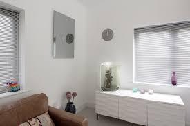 herschel inspire infrared mirror panel in living room