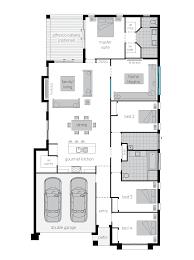 L Bordeaux Executive  Floor Plan By McDonald Jones