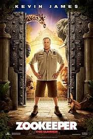 zookeeper movie wolf. Interesting Zookeeper Zookeeper Posterjpg Throughout Movie Wolf