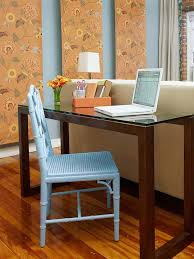living room desk chair. narrow table behind your sofa for a place to keep laptop and sort through paperwork. chair or stool that can tuck completely under the desk living room t