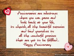 Wedding Anniversary Quotes Impressive Anniversary Wishes For Couples Wedding Anniversary Quotes And