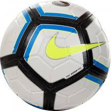 <b>Мяч футбольный Nike Strike</b> Team Белый цвет — купить за 1899 ...