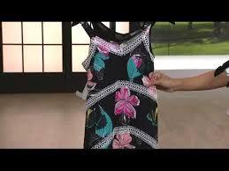 Kate And Mallory Size Chart 741 682 Kate Mallory Stretch Knit Sleeveless V Neck