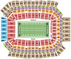 Indianapolis Colts Seating Chart Lucas Oil Stadium Seating Chart Section Row And Seat