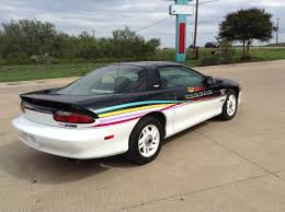 Indianapolis 500 1993 Chevrolet Camaro Pace Car Z28 T-Top Low ...