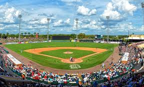 Joker Marchant Stadium Lakeland Fl Seating Chart Joker Marchant Stadium Spring Training Ballpark Of The