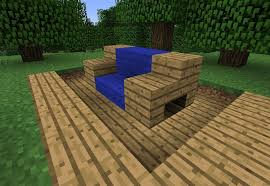 how to make a couch in minecraft. Exellent Make Chairs To How Make A Couch In Minecraft