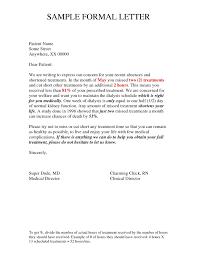 Sample Professional Letter Format Professional Letter Example Letters Free Sample Letters 1