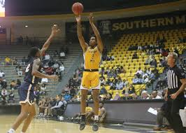 Angel Smith - Men's Basketball - Southern Miss