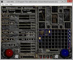 D2 Leveling Chart Character Item Editing And Maphack Diablo Ii Median Xl