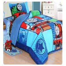 thomas and friends bedding set of the train bedding set thomas friends 4pc toddler bedding set