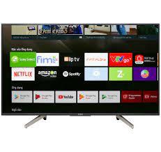 Android Tivi Sony 49 inch KDL-49W800G Giá tốt, nhiều khuyến mãi + Trả góp 0%