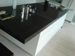 White Granite Kitchen Worktops White Granite Fitting Kitchen Worktops With Black Painted Storage