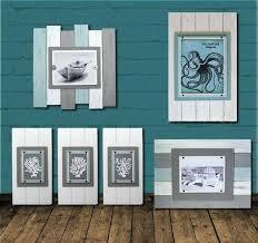 distressed wood frames wooden frame set picture diy