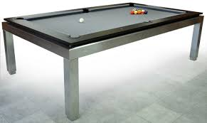 Dining Table Pool Tables Convertible Pool Table And Ping Pong Combo Home And Furnitures Reference