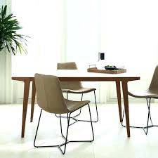 round expandable dining table modern extendable outdoor