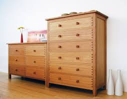 nagoya dresser and high chest bamboo wood furniture