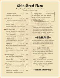 To Go Menu Templates Colorful To Go Menu Template Frieze 250945728049 Free Cafe Menu