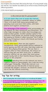 magazine review article features gcse
