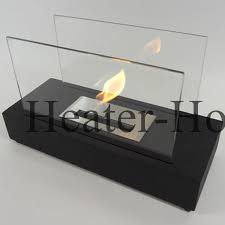nuflame nf t2ceo cero black tabletop personal fireplace