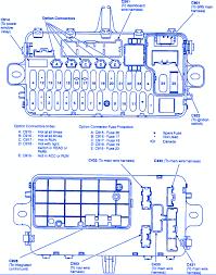 honda del sol 1997 engine control fuse box block circuit breaker honda del sol 1997 engine control fuse box block circuit breaker diagram