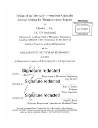 Journal Bearing Design Document 11064256