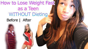 How to lose weight for teens