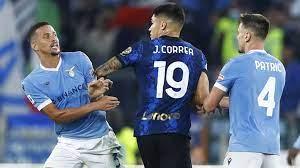 Rissa Lazio-Inter, Joaquin Correa prende posizione