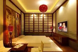 Cool Japanese Bedroom Design On Home Design Styles Interior Ideas With