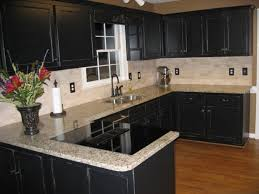 Kitchens With Granite Kitchens With Granite Counters Kitchen Cabinet Colors That Go