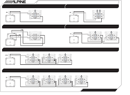 subwoofer wiring diagrams cool alpine type x wiring diagram Car Subwoofer Wiring Diagram page 4 of alpine car speaker swx beauteous type x wiring subwoofer car audio subwoofer wiring diagram