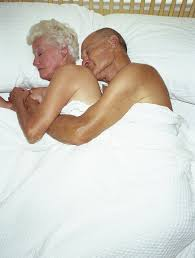 Sexual positions for older couples