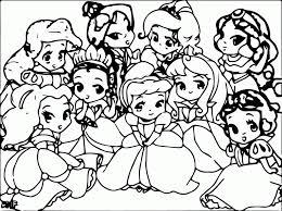 Coloring Page Ariel Printables Colouring Pages Disney Princess