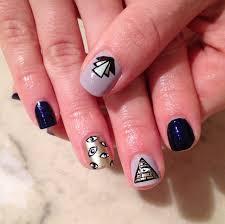 Illuminati nails for another birthday girl! I love... - NAILS Y'ALL