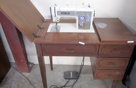 Sears Kenmore Sewing Machine Table