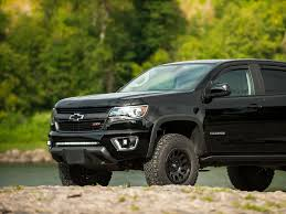 Colorado black chevy colorado : 2015-2017 Chevy Colorado Fog Mount Black | Rigid Industries
