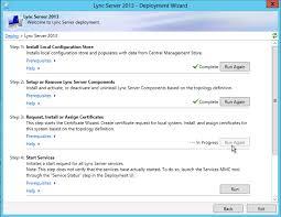 Ssl Certificate Installation In Lync 2013 Digicert Com