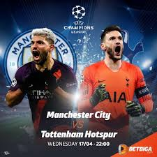 Wed 17 apr 2019, 22:00. Ucl Preview Manchester City Vs Tottenham Complete Sports