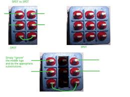 dod yjm308 adding a 3pdt not for true bypass but for just generalguitargadgets com diagrams switch lo dpdt led in gif