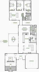 efficient house plans unique multi level house plans 1 story house plans best split floor plans