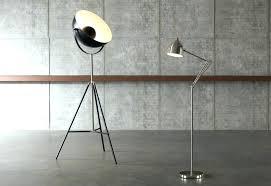 lighting studio tripod floor lamp black and west elm enchanting recall mid century home